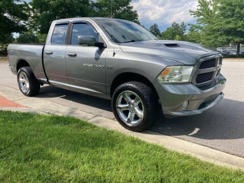 2011 RAM Ram Pickup 1500 for sale at LA 12 Motors in Durham NC