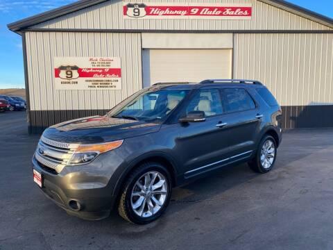 2015 Ford Explorer for sale at Highway 9 Auto Sales - Visit us at usnine.com in Ponca NE