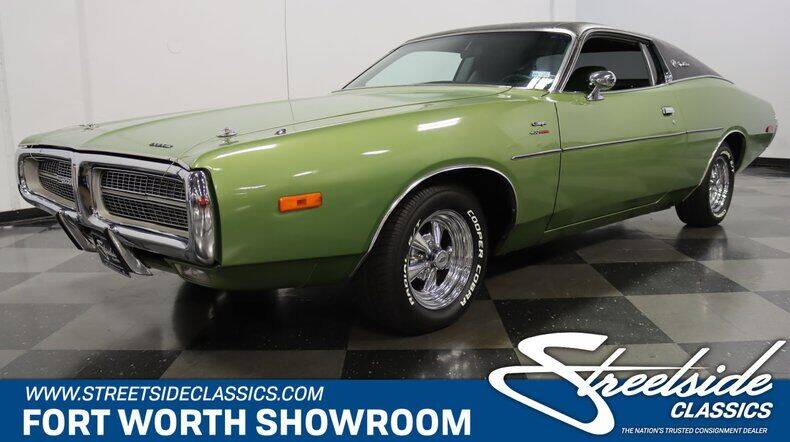 1972 Dodge Charger for sale in Fort Worth, TX