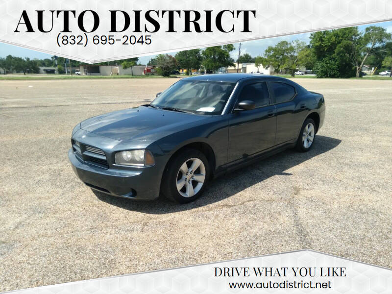 2008 Dodge Charger for sale at Auto District in Baytown TX
