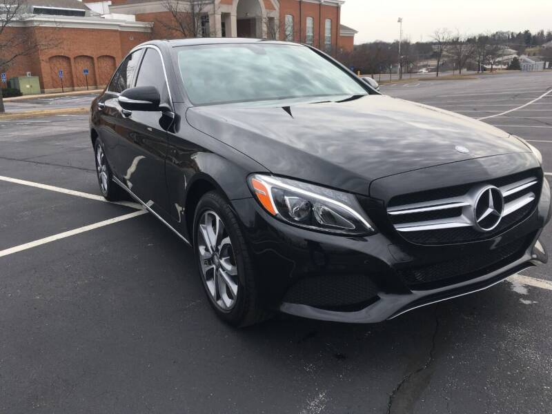 2015 Mercedes-Benz C-Class for sale at AUTOS OF EUROPE in Manchester MO