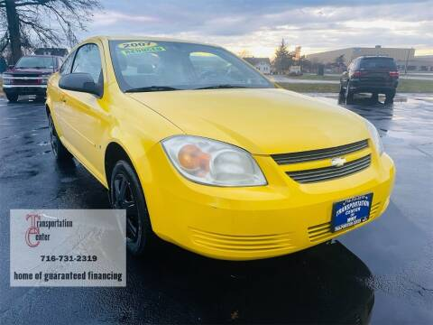 2007 Chevrolet Cobalt for sale at Transportation Center Of Western New York in Niagara Falls NY