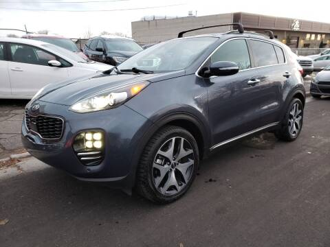 2018 Kia Sportage for sale at High Line Auto Sales in Salt Lake City UT