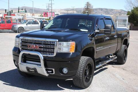 2013 GMC Sierra 2500HD for sale at Motor City Idaho in Pocatello ID