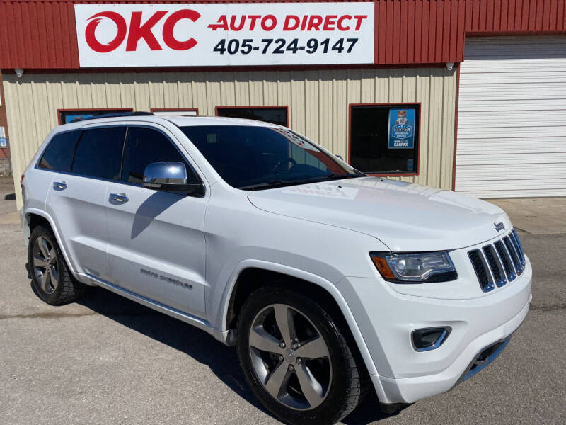 2014 Jeep Grand Cherokee for sale at OKC Auto Direct in Oklahoma City OK