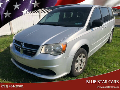 2012 Dodge Grand Caravan for sale at Blue Star Cars in Jamesburg NJ