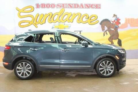 2019 Lincoln MKC for sale at Sundance Chevrolet in Grand Ledge MI