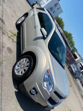 2011 Chevrolet Equinox for sale at Bob Luongo's Auto Sales in Fall River MA