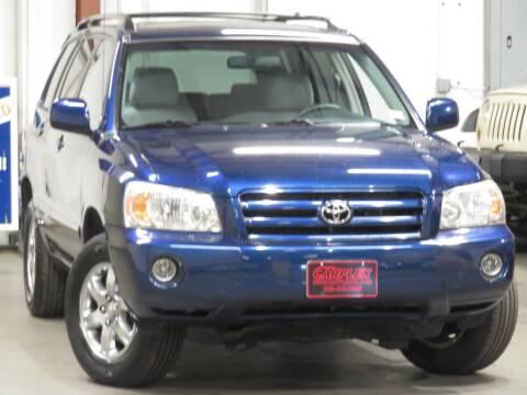 2007 Toyota Highlander for sale at CarPlex in Manassas VA