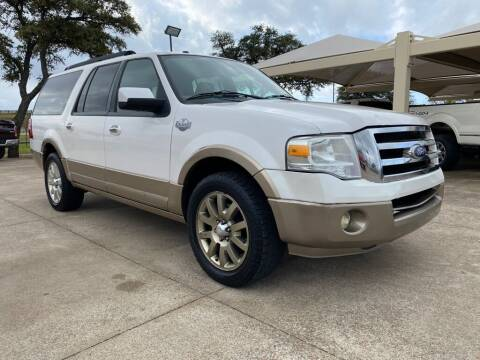 2011 Ford Expedition EL for sale at Thornhill Motor Company in Hudson Oaks, TX