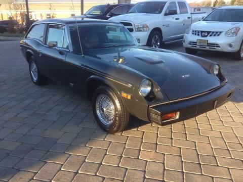1976 Jensen Motors GT for sale at Shedlock Motor Cars LLC in Warren NJ