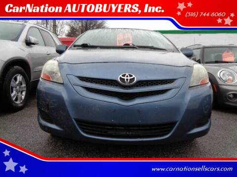2007 Toyota Yaris for sale at CarNation AUTOBUYERS, Inc. in Rockville Centre NY