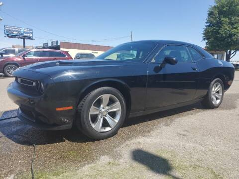 2016 Dodge Challenger for sale at Revolution Auto Group in Idaho Falls ID