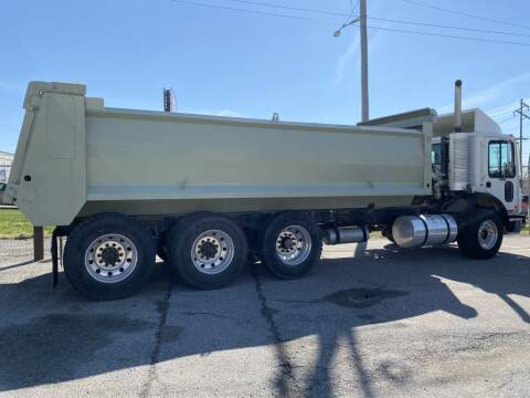2009 Mack DUMP for sale at HATCHER MOBILE SERVICES & SALES in Omaha NE