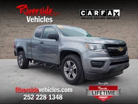 2019 Chevrolet Colorado for sale at Riverside Mitsubishi(New Bern Auto Mart) in New Bern NC