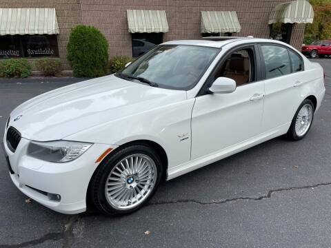 2011 BMW 3 Series for sale at Depot Auto Sales Inc in Palmer MA