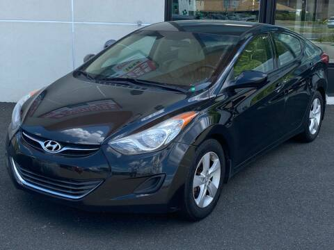 2013 Hyundai Elantra for sale at MAGIC AUTO SALES in Little Ferry NJ
