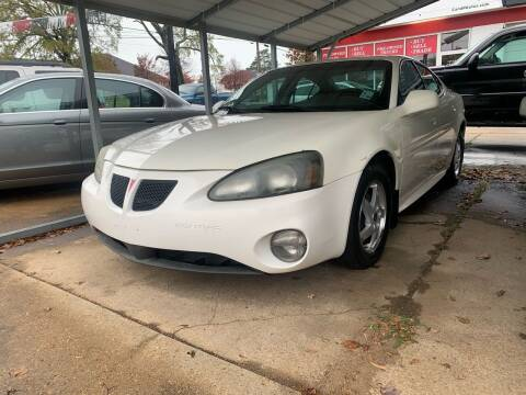 2004 Pontiac Grand Prix for sale at C & P Autos, Inc. in Ruston LA
