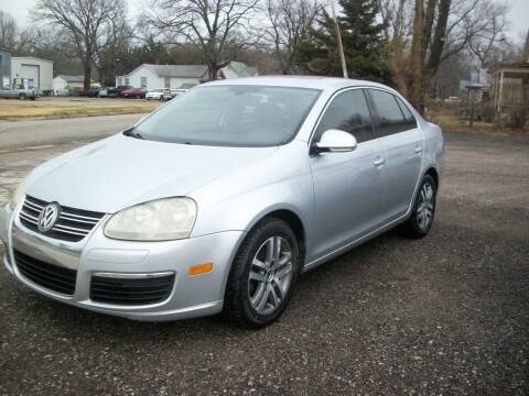 2005 Volkswagen Jetta for sale at Wildcat Motors - Main Branch in Junction City KS