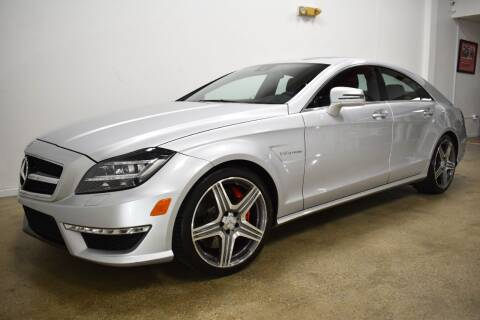 2012 Mercedes-Benz CLS for sale at Thoroughbred Motors in Wellington FL