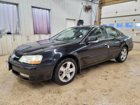 2003 Acura TL for sale at Sand's Auto Sales in Cambridge MN