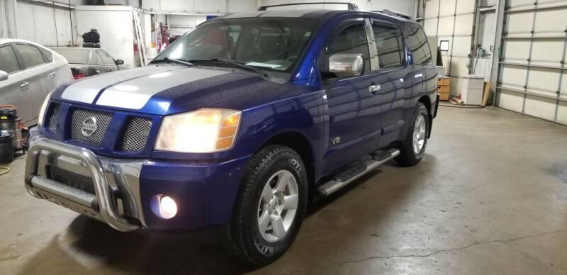 2006 Nissan Armada for sale at Klika Auto Direct LLC in Olathe KS