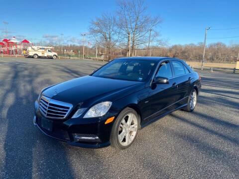 2012 Mercedes-Benz E-Class for sale at American Best Auto Sales in Uniondale NY