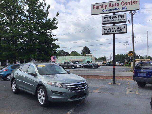 2012 Honda Crosstour for sale in Greenville, NC