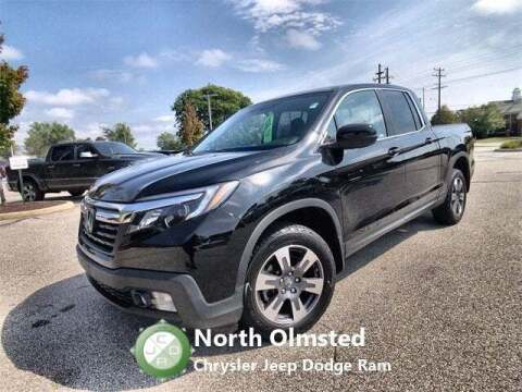 2019 Honda Ridgeline for sale at North Olmsted Chrysler Jeep Dodge Ram in North Olmsted OH