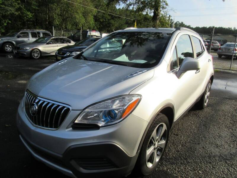 2013 Buick Encore for sale at Bullet Motors Charleston Area in Summerville SC