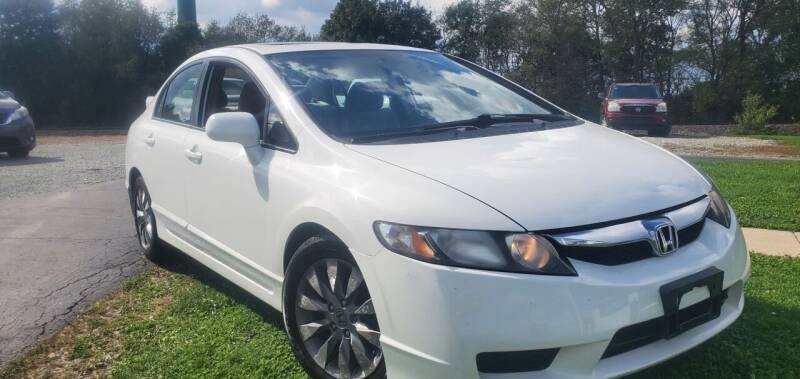 2009 Honda Civic for sale at Sinclair Auto Inc. in Pendleton IN