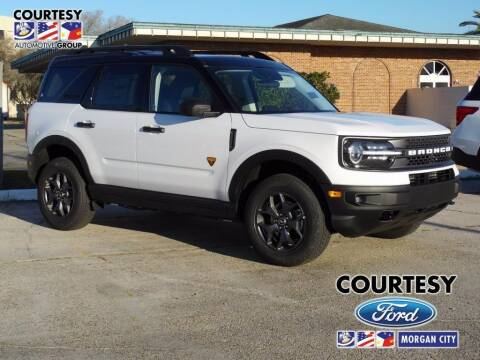 2021 Ford Bronco Sport for sale at Courtesy Toyota & Ford in Morgan City LA
