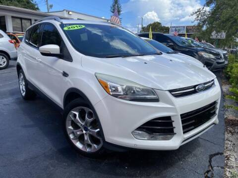 2016 Ford Escape for sale at Mike Auto Sales in West Palm Beach FL