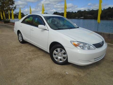 2004 Toyota Camry for sale at Lake Carroll Auto Sales in Carrollton GA