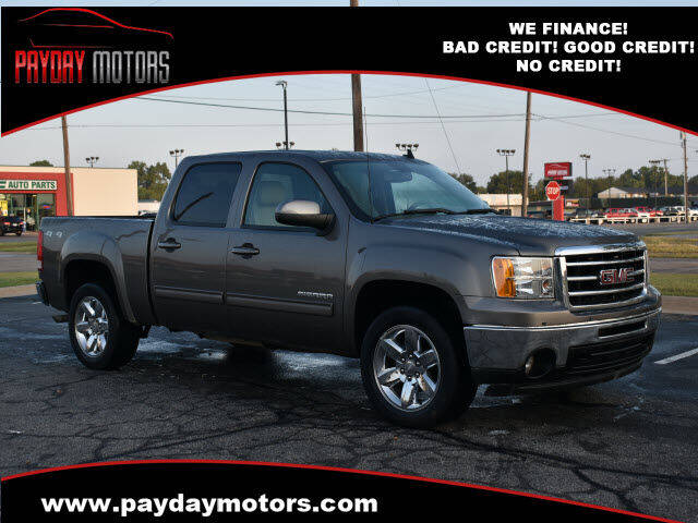 2013 GMC Sierra 1500 for sale at Payday Motors in Wichita And Topeka KS