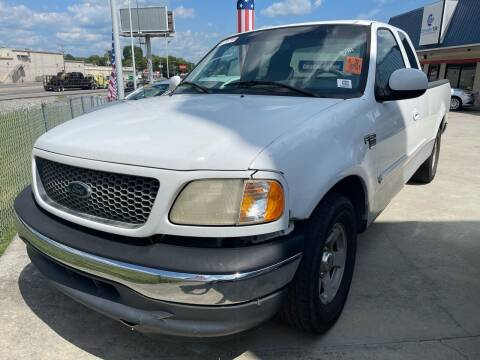2001 Ford F-150 for sale at CarUnder10k in Dayton TN