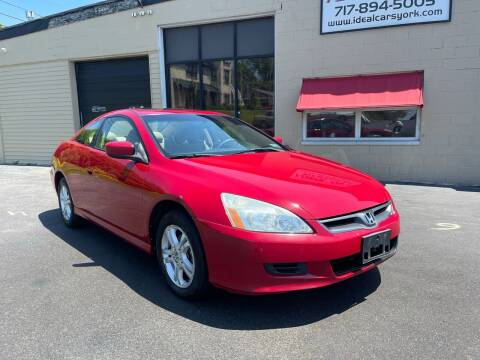 2006 Honda Accord for sale at I-Deal Cars LLC in York PA