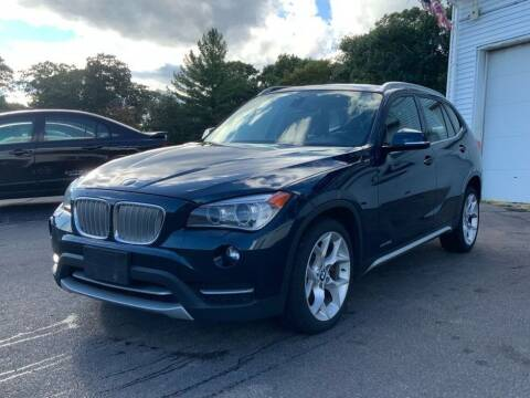 2014 BMW X1 for sale at SOUTH SHORE AUTO GALLERY, INC. in Abington MA