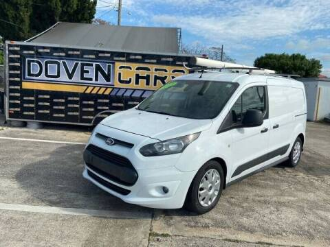 2015 Ford Transit Connect Cargo for sale at DOVENCARS CORP in Orlando FL