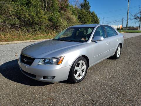 2007 Hyundai Sonata for sale at Premium Auto Outlet Inc in Sewell NJ