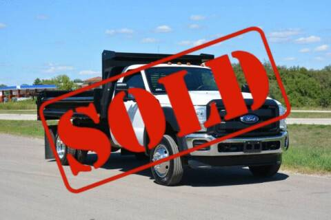2016 Ford F-550 for sale at Signature Truck Center - Other in Crystal Lake IL