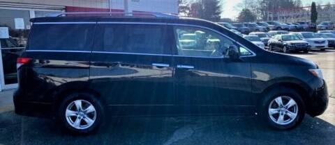 2014 Nissan Quest for sale at Top Line Import of Methuen in Methuen MA