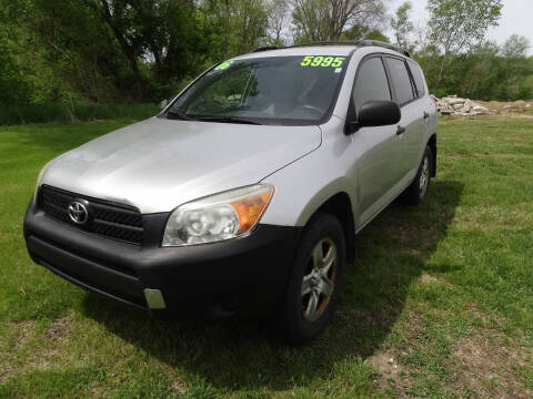 2006 Toyota RAV4 for sale at John's Auto Sales in Council Bluffs IA