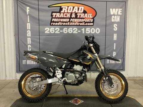 2016 Suzuki DR-Z400SM for sale at Road Track and Trail in Big Bend WI