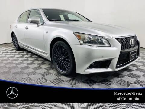 2013 Lexus LS 460 for sale at Preowned of Columbia in Columbia MO
