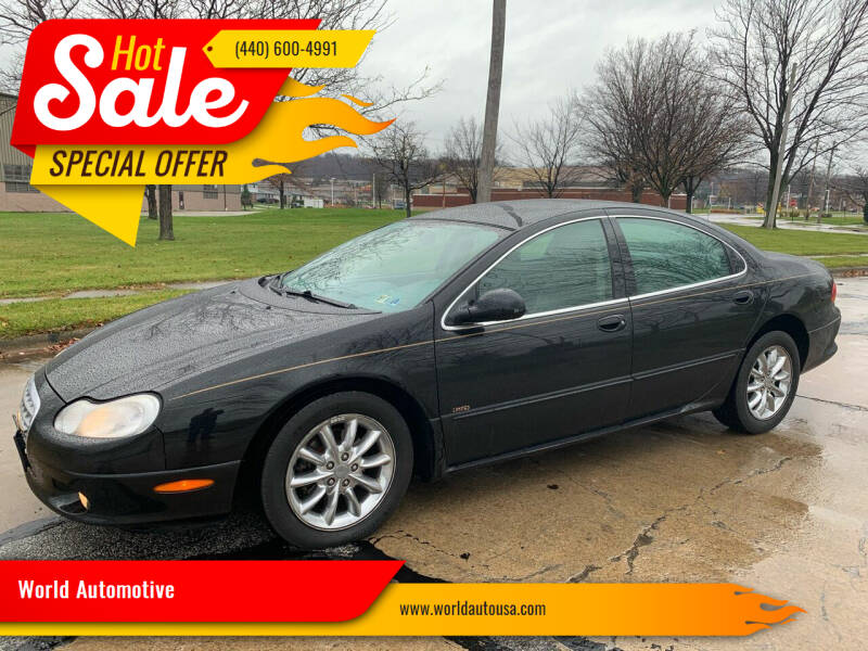 2002 Chrysler Concorde for sale at World Automotive in Euclid OH