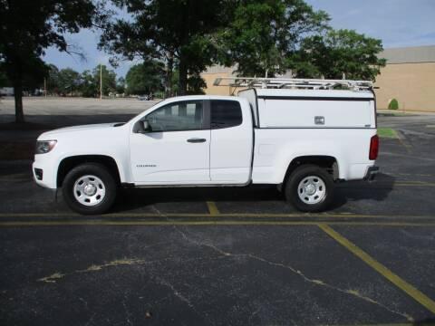 2016 Chevrolet Colorado for sale at A & P Automotive in Montgomery AL