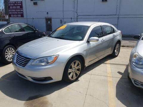 2012 Chrysler 200 for sale at Kenosha Auto Outlet LLC in Kenosha WI
