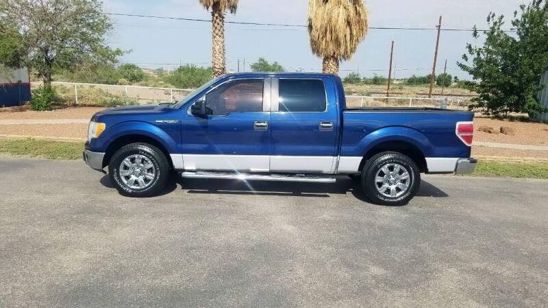 2010 Ford F-150 for sale at Ryan Richardson Motor Company in Alamogordo NM