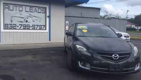 2012 Mazda MAZDA6 for sale at AUTO LEADS in Pasadena TX